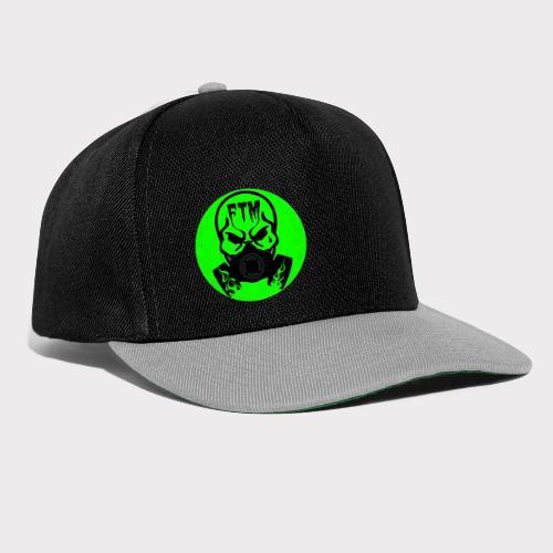 FTM CREW VERDE LOGO - Snapback Cap