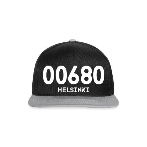 00680 HELSINKI - Snapback Cap