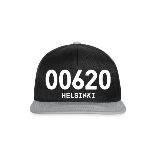 00620 HELSINKI - Snapback Cap