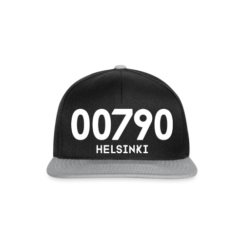 00790 HELSINKI - Snapback Cap