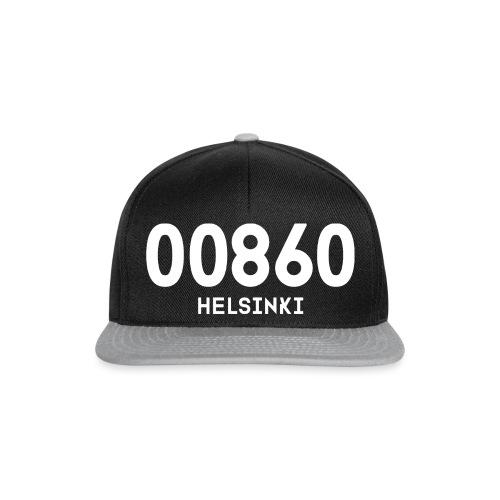 00860 HELSINKI - Snapback Cap