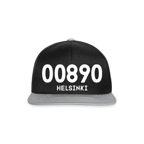 00890 HELSINKI - Snapback Cap