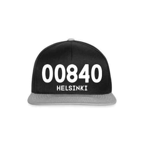 00840 HELSINKI - Snapback Cap