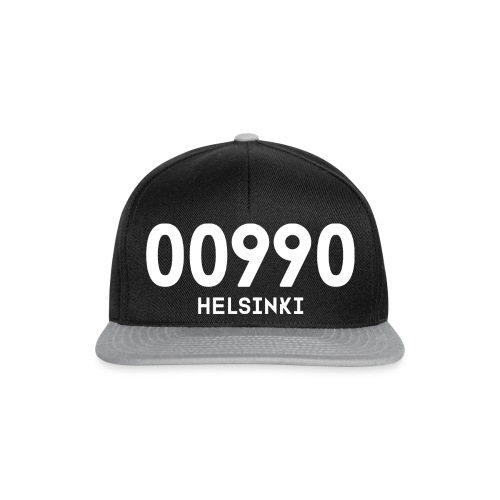 00990 HELSINKI - Snapback Cap