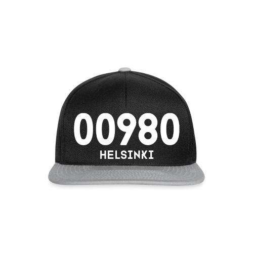 00980 HELSINKI - Snapback Cap