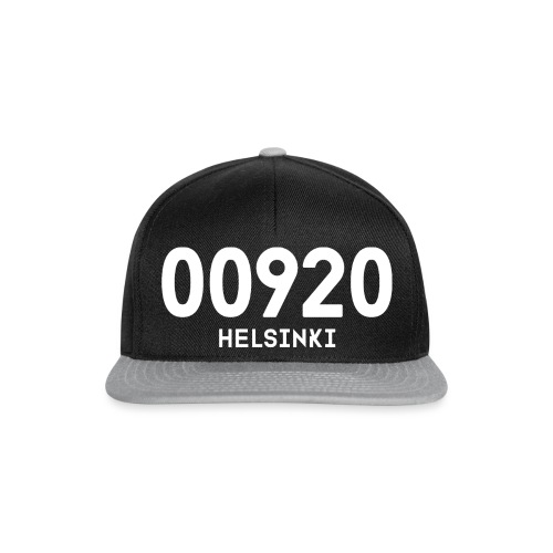 00920 HELSINKI - Snapback Cap