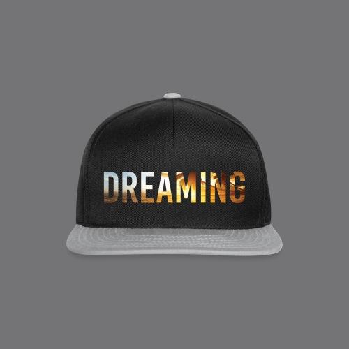 DREAMING Tee Shirts - Snapback Cap