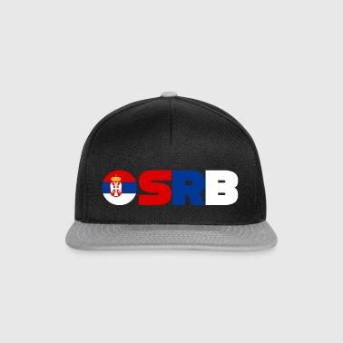 Serbia - Czapka typu snapback
