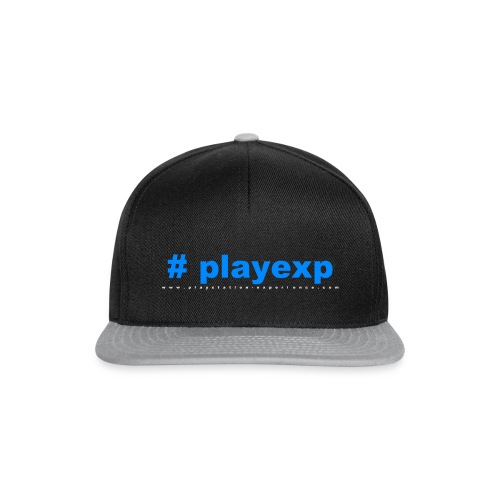 #playexp - Snapback Cap