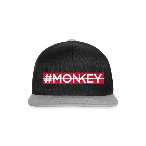 monkey2 jpg - Snapback Cap