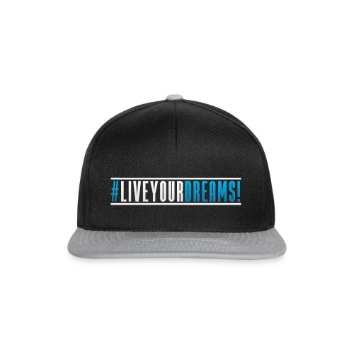 dreamsLiveyourdreams - Snapback Cap