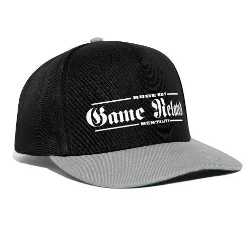 Game Related - Rude Boy - Snapback Cap