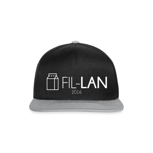 Fil-LAN - Snapbackkeps