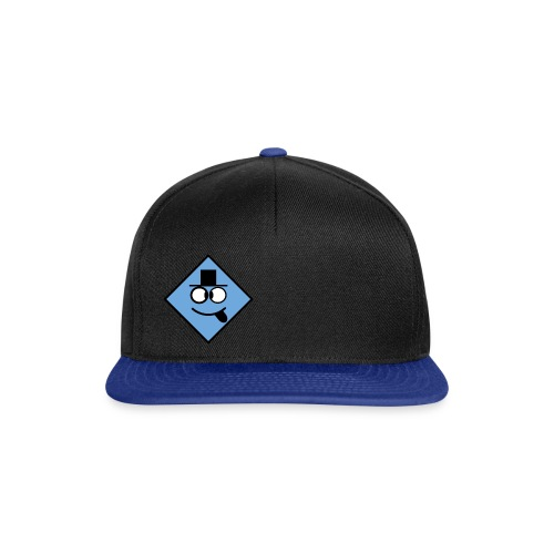 Untitled drawing 3 png - Snapback Cap