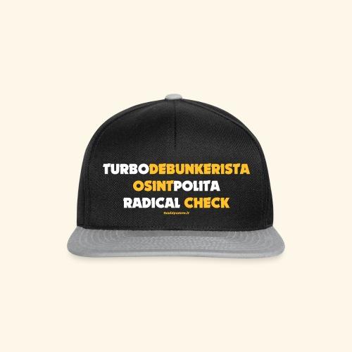 Turbodebunker - Snapback Cap
