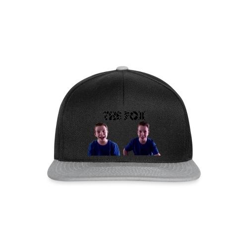 THE FOX - Deluxe Damesshirt - Snapback cap