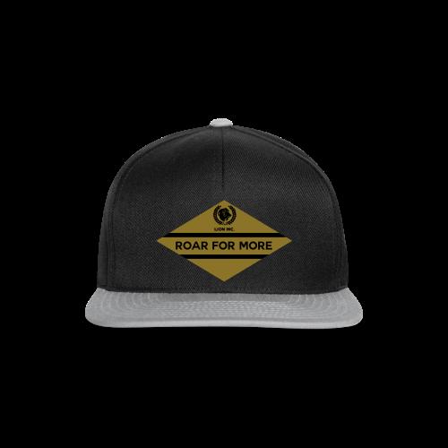 Lion Inc. - Snapback cap