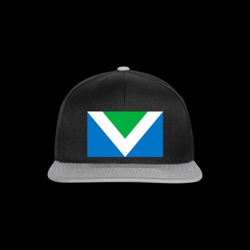 Vegan Flag International - Snapback Cap