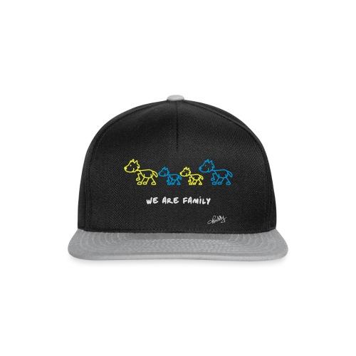 wearefamilybunt - Snapback Cap