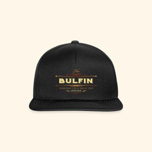 Bulfin Logo - Snapback Cap
