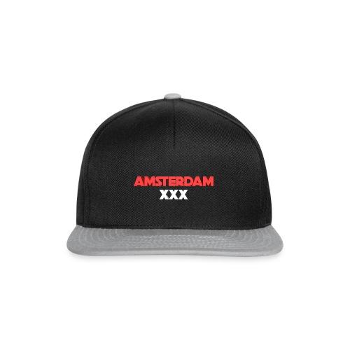 Amsterdam XXX - Snapback cap