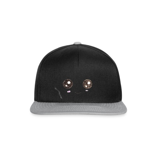 Kids for Kids: Smiling Face - Snapback Cap