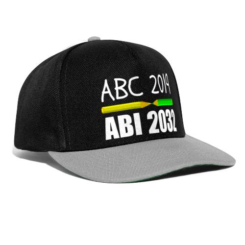 ABC ABI Einschulung 2019 - Snapback Cap