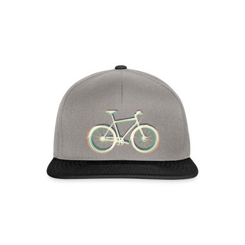 Fahrrad Bike Outdoor Fun Radsport Radtour Freiheit - Snapback Cap