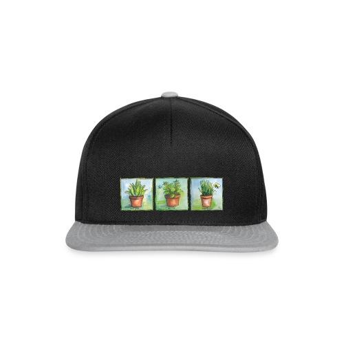 Kaeuter - Snapback Cap