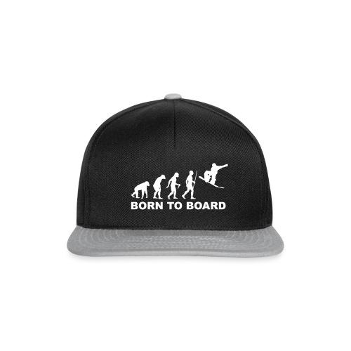 Board_wit - Snapback cap