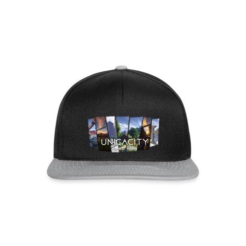 BannerTransparent - Snapback Cap