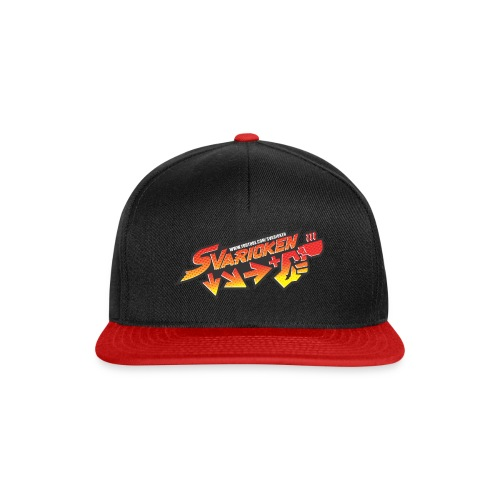 Maglietta Svarioken - Snapback Cap