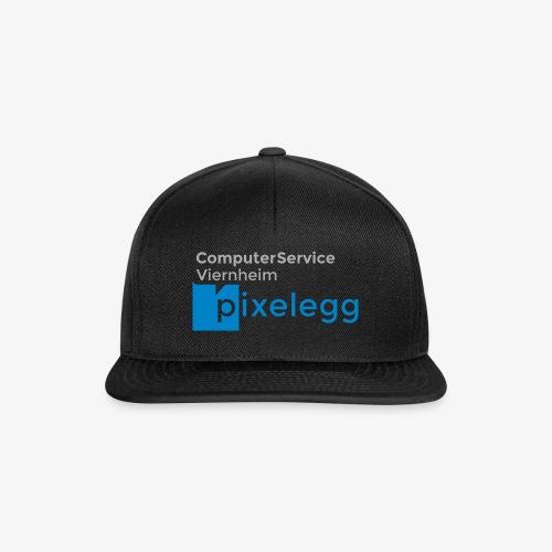pixelegg Logo CS w 15042020 - Snapback Cap