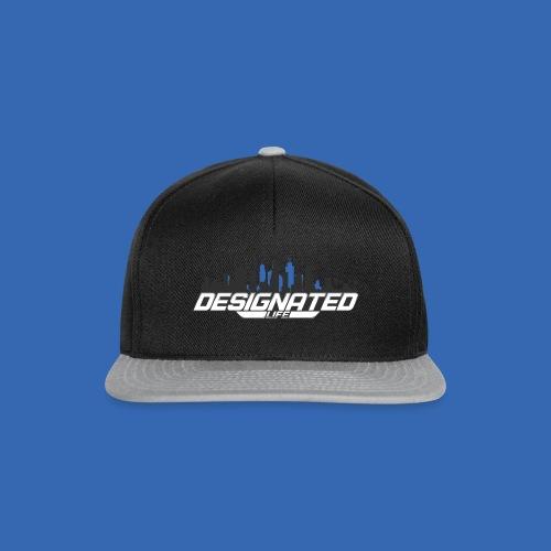 Designated Black - Snapback Cap