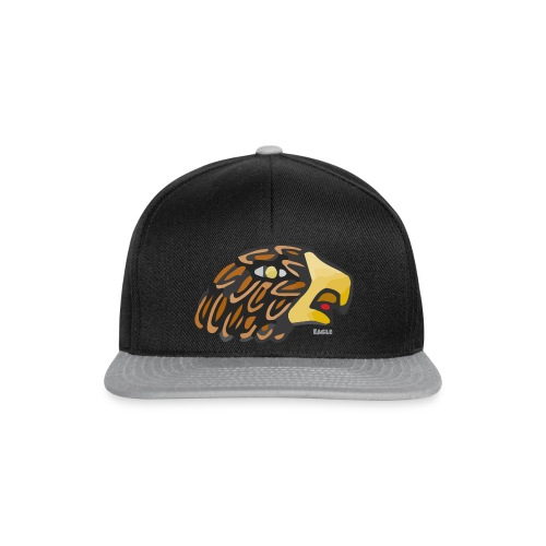 Aztec Icon Eagle - Snapback Cap