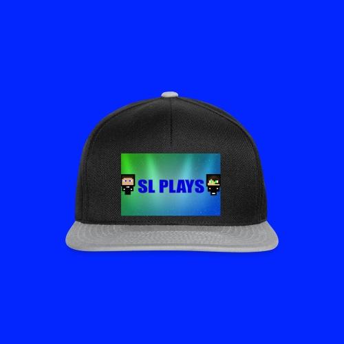 Sl plays t-skjorte for barn - Snapback-caps