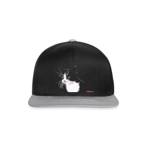 Cat FEMALE - Snapback Cap