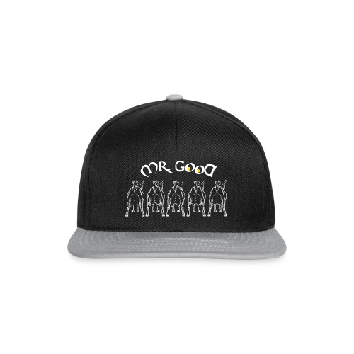 GOAT - Snapback Cap