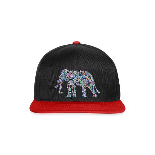 Elephant - Snapback Cap