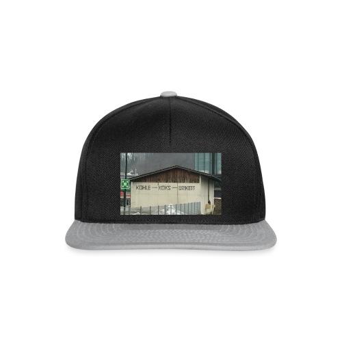 Sammelstelle KOKS - Snapback Cap