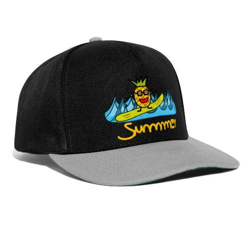 Ananas Summer - Snapback Cap