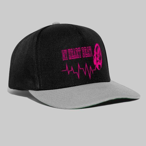 musicbeat_pink - Snapback Cap