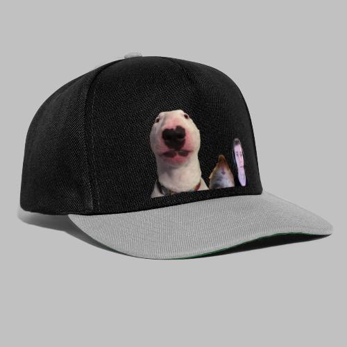 3 Amigos Walter, Hamster and Ltt. - Snapback cap
