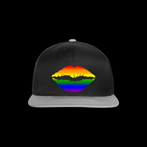 Gay Gesichtsmaske - Snapback Cap