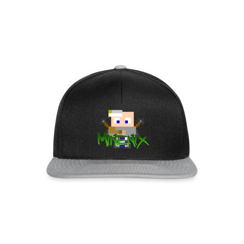 Minenixmerch - Snapback Cap