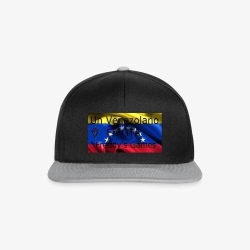 Alfombra De Mouse Un Venezolano En GTA - Gorra Snapback