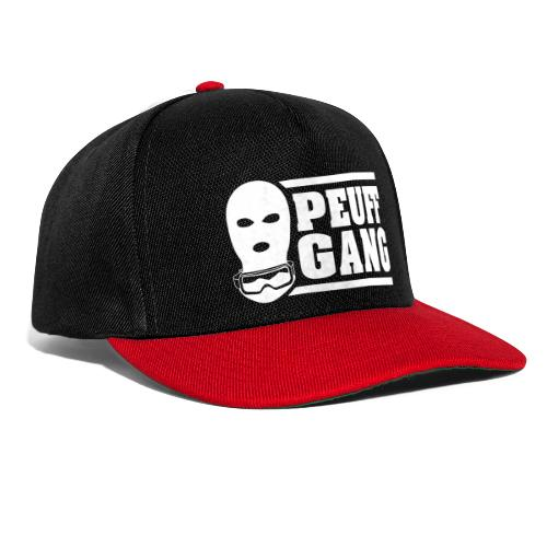 Peuff Gang Gold - Casquette snapback