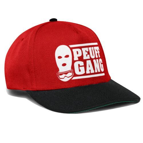 Peuff Gang Gold - Casquette snapback