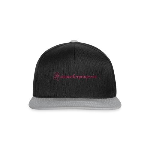 Heimwerkerprinzessin - Snapback Cap