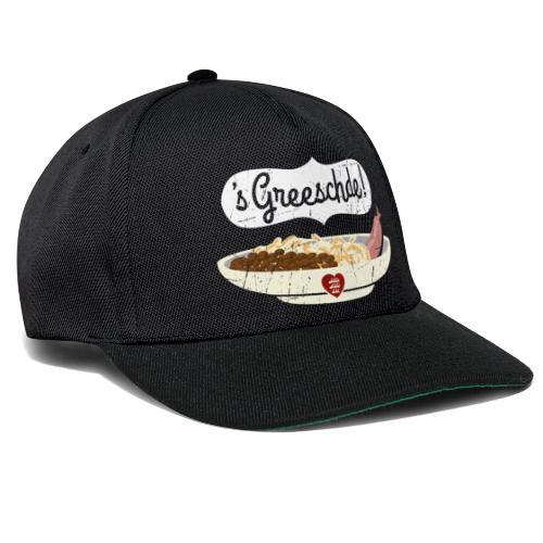 Linsen - Spätzle - Saiten - Snapback Cap